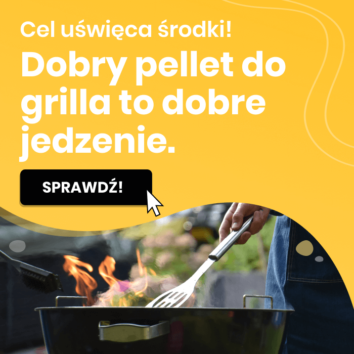 dobry pellet do grilla