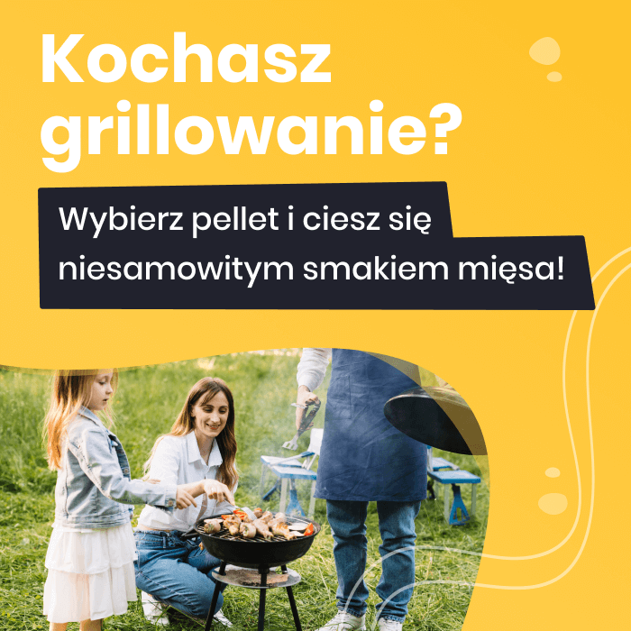 pellet do grillowania