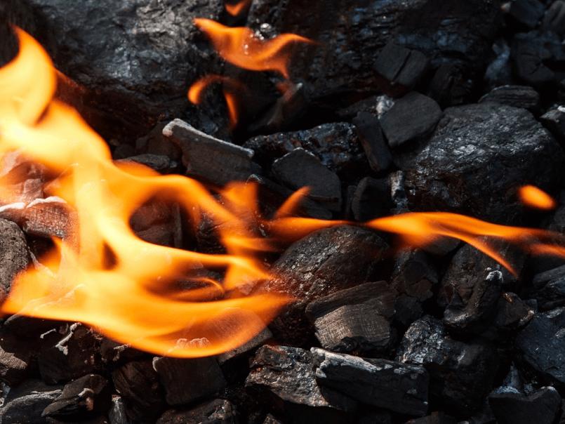 Rozpalanie kotła na ekogroszek
