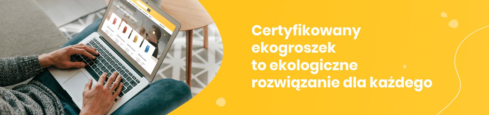 Certyfikowany ekogroszek