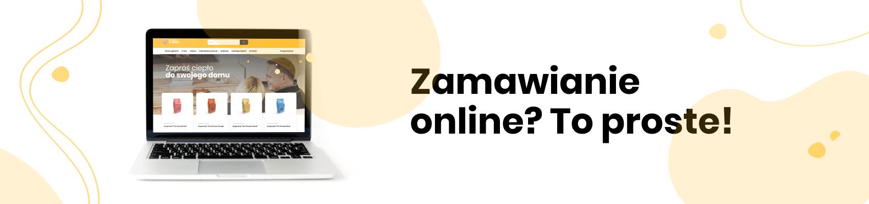 Zamawianie online