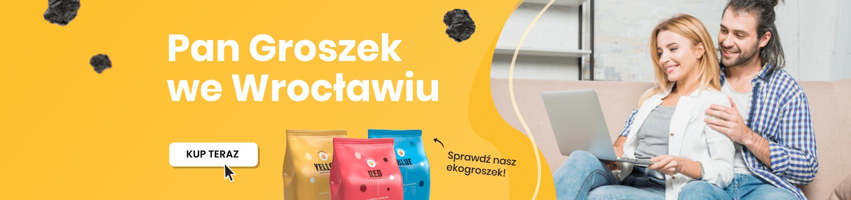 Ekogroszek workowany - Wrocław