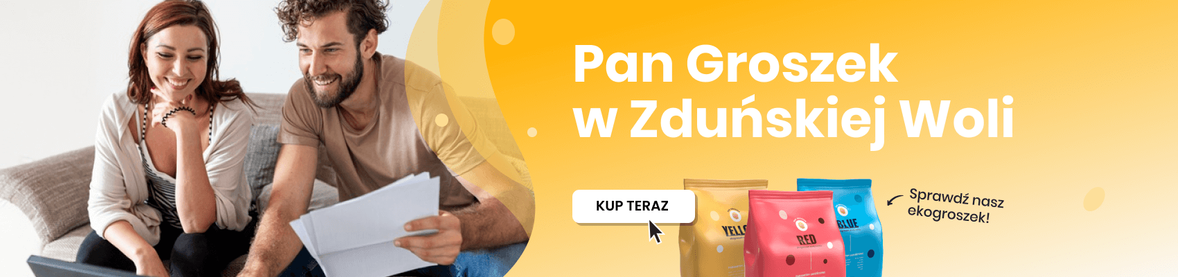 Ekogroszek workowany - Zduńska Wola