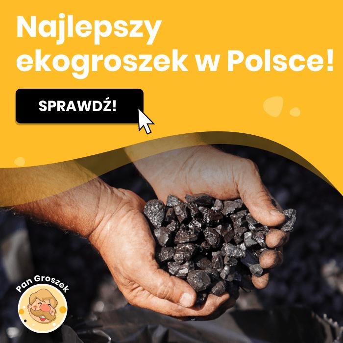 najlepszy ekogroszek w Polsce
