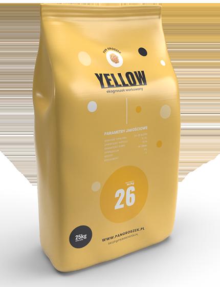 Ekogroszek Yellow