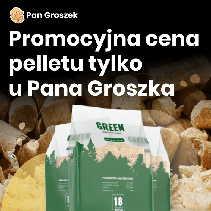 promocyjna cena pelletu