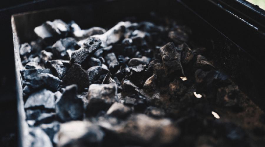 Klasyfikacja węgla – typy i rodzaje węgla